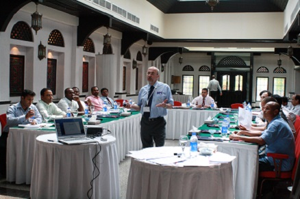 International Training Course in Dubai, UAE