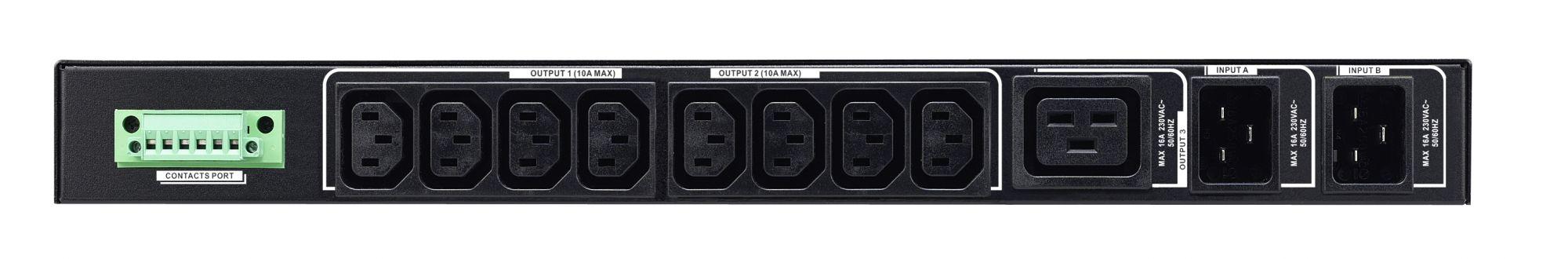ATS Rear Panel