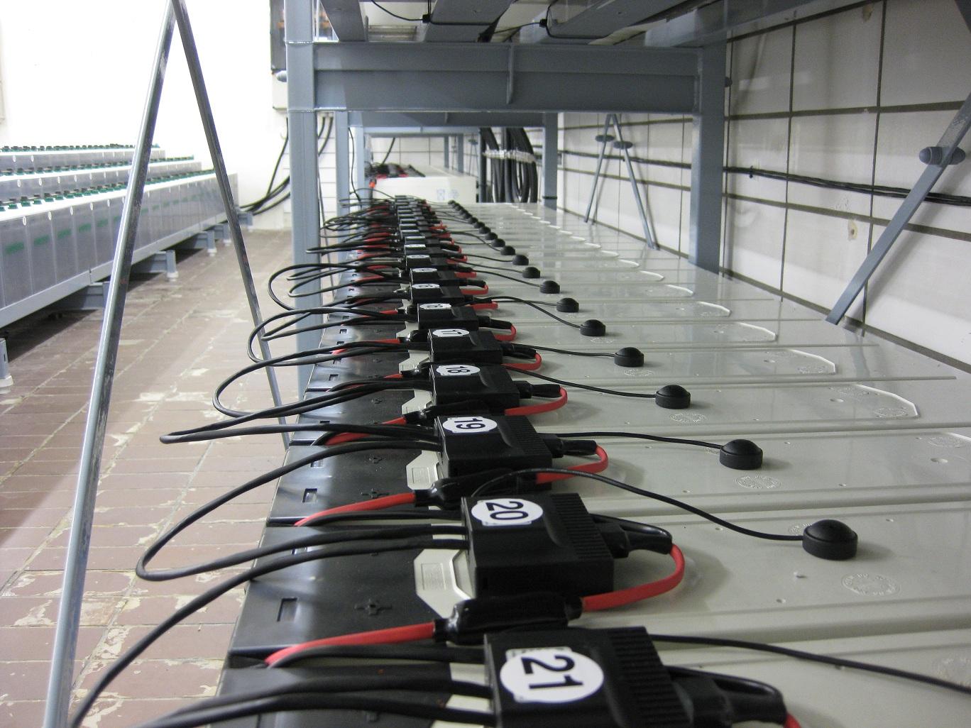 BACS Installation