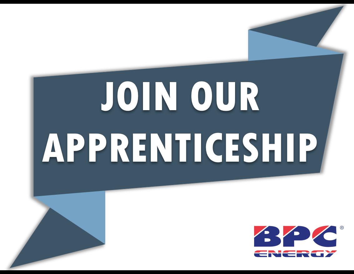 Apprenticeship 2021
