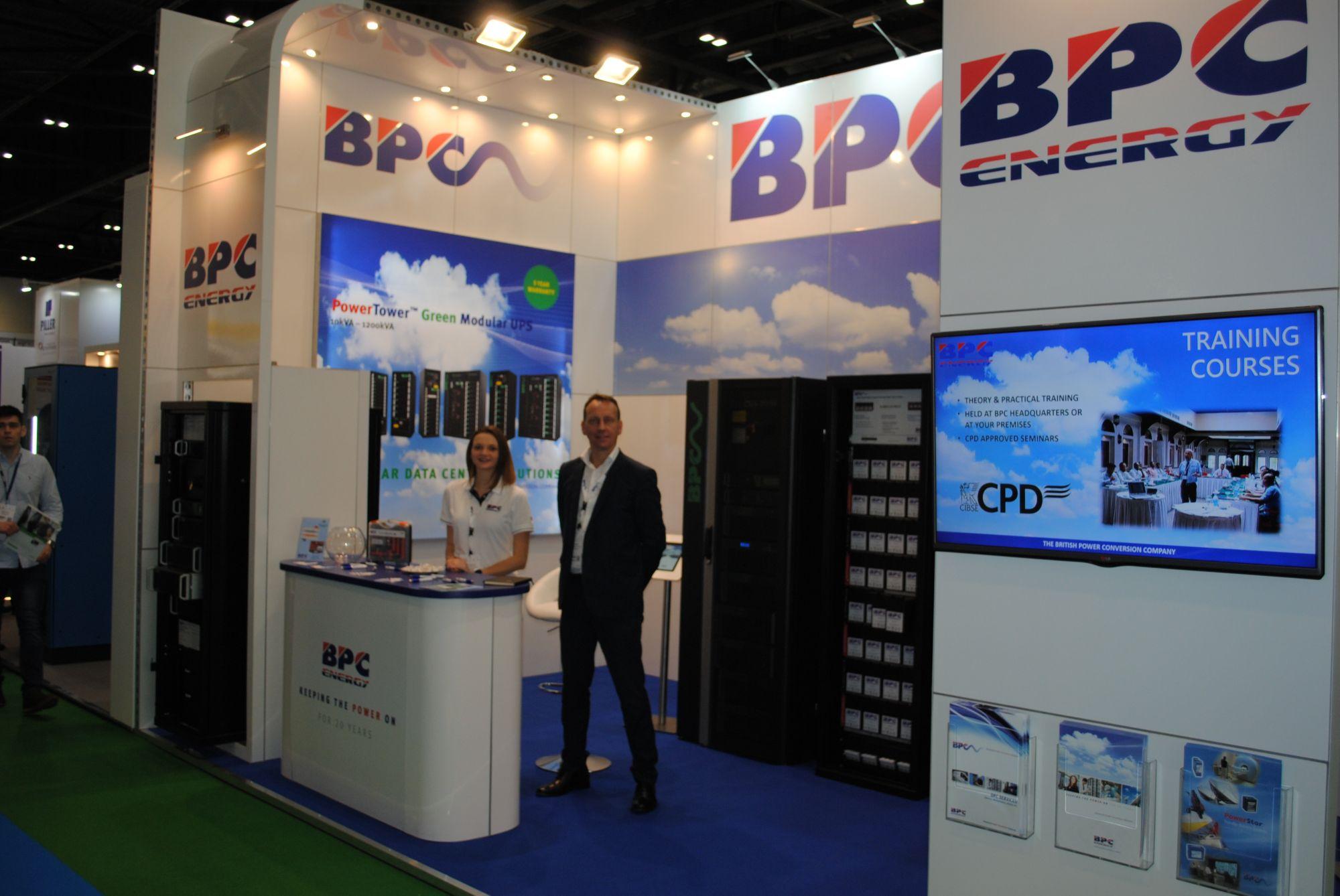 BPC Data Centre World Exhibition
