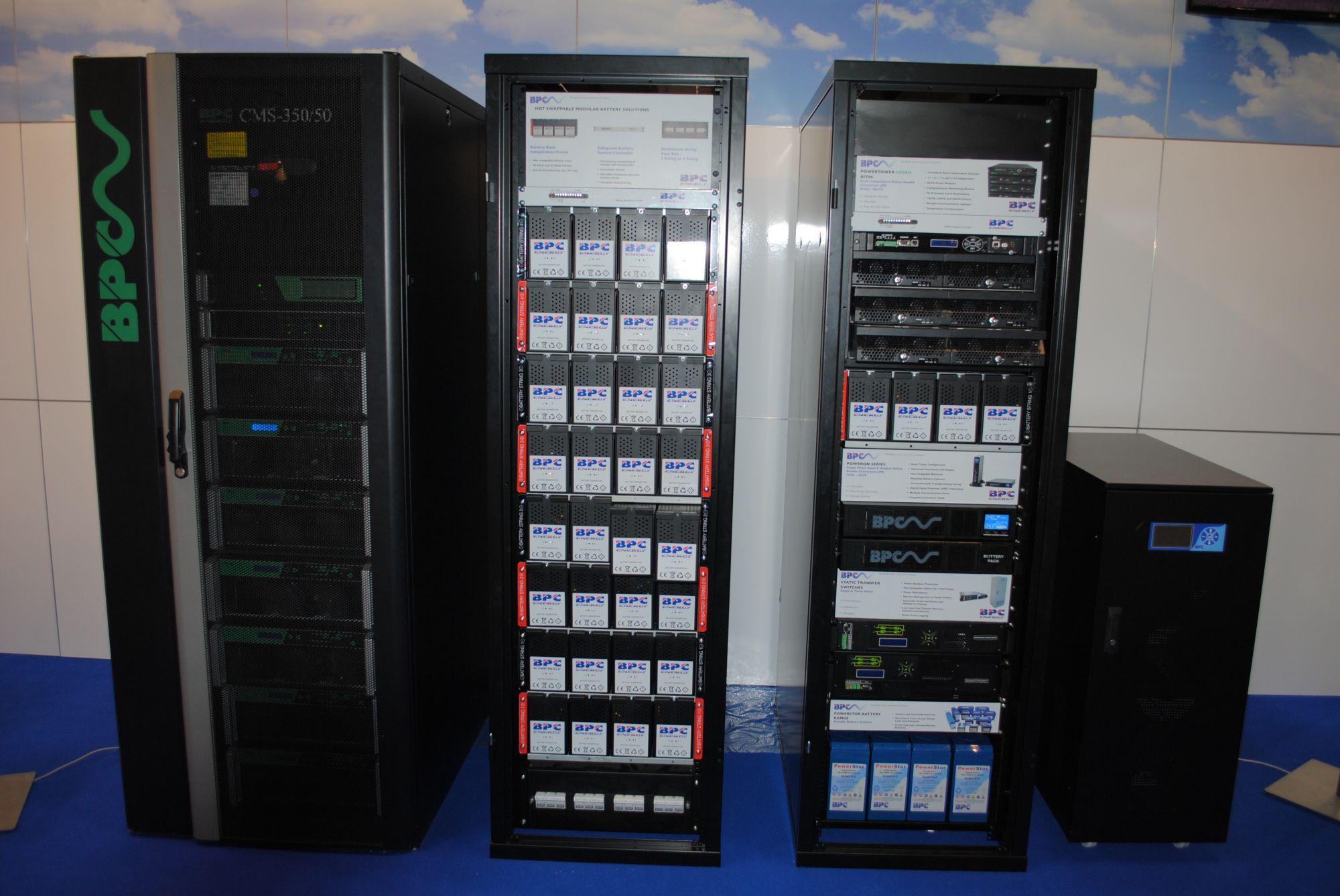 BPC Data Centre World UPS
