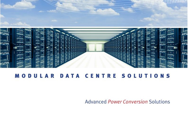Modular Data Centre Solutions Brochure